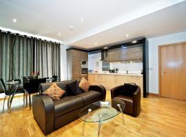 安居城西区公寓式酒店, 爱丁堡