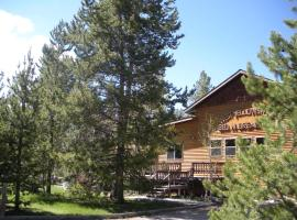 West Yellowstone Bed and Breakfast, غرب يلوستون