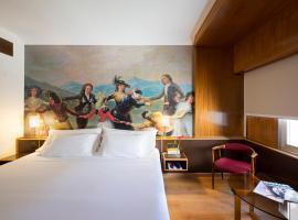 Hotel Goya, سرقسطة