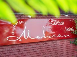 Hotel Restaurant Mohren, رانكويل