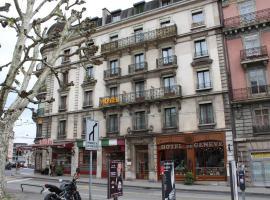 Hotel de Geneve, ז'נבה