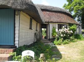 Church Hall Farm Bed and Breakfast, Broxted