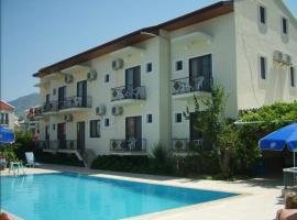 Cennet Hotel, אולודניץ