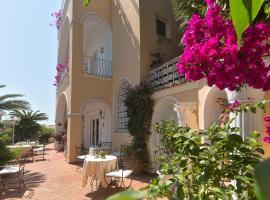 Hotel Flora, Capri