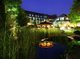 在公园罗曼蒂克酒店, 巴特拉德克斯堡