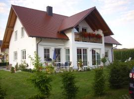 Ferienwohnung Maria Waldblick, Burtenbach