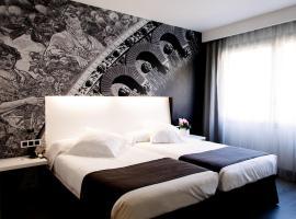 迪玛尔酒店, 瓦伦西亚