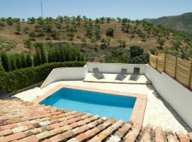 Rural Montes Málaga: Cortijo La Palma