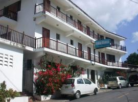 布兰卡港旅馆, Río San Juan