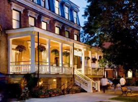 萨拉托加阿姆斯酒店, 萨拉托加泉