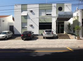 Samambaia Executive Hotel, Taubaté