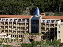 特玛欧洲巴尔内奥艾内迪罗SPA酒店, 阿内蒂洛