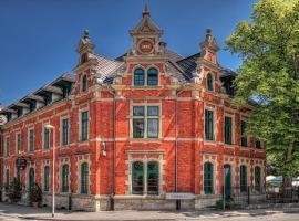 Hotel zur Henne, Naumburg