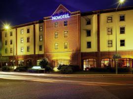 诺富特伊普斯威奇中心酒店