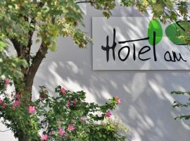 Hotel am Park, جارشينج باي ميونخ