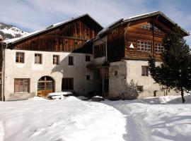 Sta-Maria Youth Hostel, Sta Maria Val Müstair