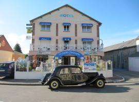 圣克里斯多夫酒店, Le Tilleul