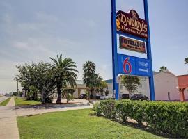 北拉雷多6号汽车旅馆, 拉雷多
