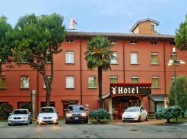 Hotel Molino Rosso, Imola