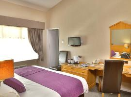 BEST WESTERN Park Hall Hotel and Leisure Club, تْشورلي