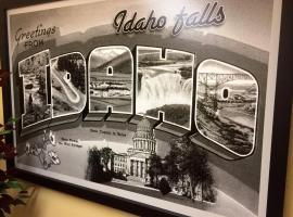 Super 8 Idaho Falls, شلالات سيوكس