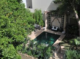 La Maison de Tanger, טנג'יר