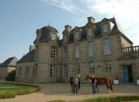 Relais du Silence Château Du Bois Guy, Parigné