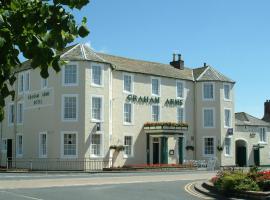 格雷厄姆阿姆斯酒店, Longtown