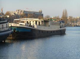 Hotelboat Iris, אמסטרדם