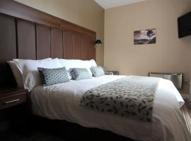 Twin Oaks Hotel, Palterton (Gần Hardstoft)