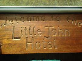 Little John Hotel, Hathersage
