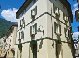 Hotel Centrale, Tirano
