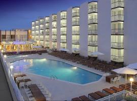 艾克纳钻石海滩酒店, 威尔伍德克拉斯特