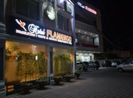 Flamengo Hotel, Serang