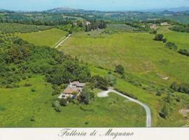 Fattoria di Mugnano, Colle Val D'Elsa