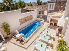 Mallorca Can Florit, Thị trấn Sencelles