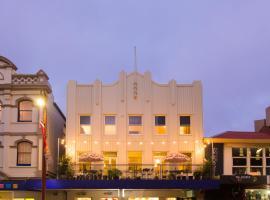 霍巴特阿拉巴马州酒店, 霍巴特