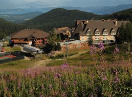 Schweitzer Mountain Resort Selkirk Lodge, ساندبوينت