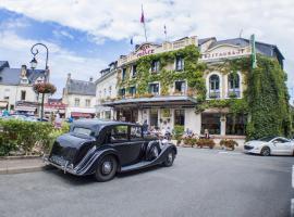 Logis Hotel De France, La Chartre-sur-le-Loir