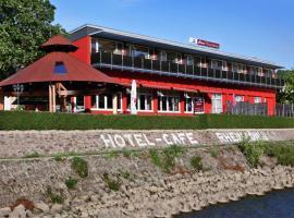 莱茵国王酒店, 坎普-波恩霍芬