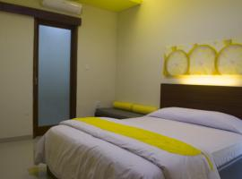De Lemon Gatsu Hotel, دنباسار