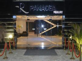 潘纳茨度假酒店, 伯格埃拉伯