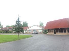 红松子汽车旅馆, 蒙特利尔 (Terrebonne附近)