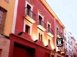 Hotel Baviera, Linares