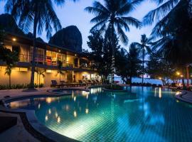 Sand Sea Resort, ריילי ביץ'