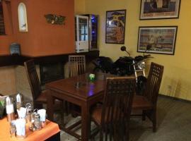Restaurace-Penzion U Pilota, נזווז