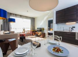 巴塞罗那辉盛凯贝丽酒店式公寓