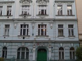 Apartment Smeralova