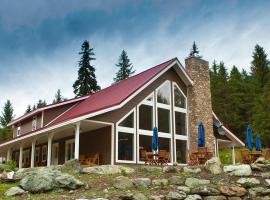 Tod Mountain Guest Cabins, Sun Peaks