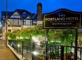 The Portland Hotel Wetherspoon, تشيسترفيلد